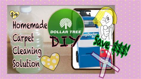 make your own rug doctor solution dollar tree diy quot rug doctor quot carpet cleaner dupe for 4
