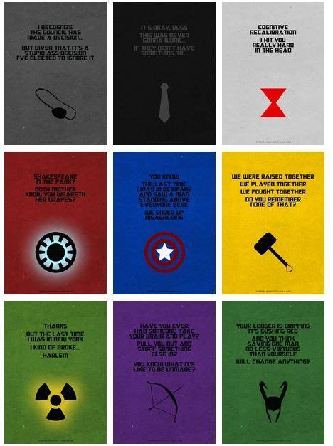 best avenger best quotes marvel marvel