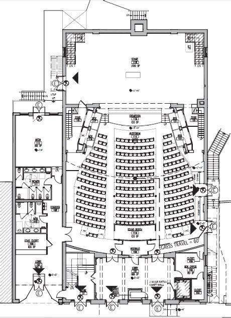 architecture photography auditorium floor plan auditorium design plan www pixshark com images