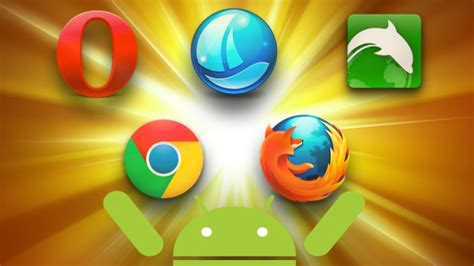 android web browser five best android web browsers lifehacker australia