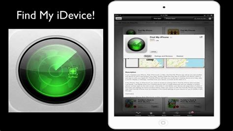 find  iphone locate  device full setup tutorial youtube