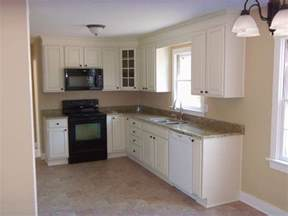 L Shaped Kitchen by Remodeling A Very Small L Shaped Kitchen Design My