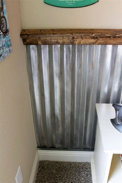 ingenious corrugated metal wall panels home depot walls