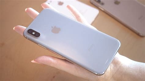 iphone xs rumors  touch   removed