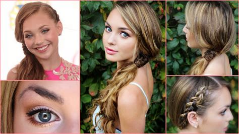 dance mom maddie hair styles maddie ziegler from dance moms tca hair and makeup