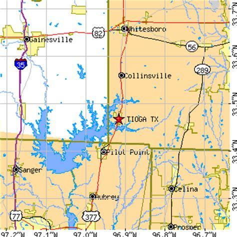 tioga texas map tioga texas tx population data races housing economy