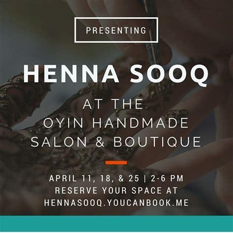 Oyin Handmade Coupons - henna spot networkedblogs by ninua