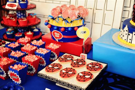 Easy Cake Decoration At Home by The Party Wall Spiderman Birthday Party Part 1 Amp 2 As