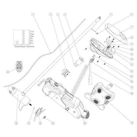 wiring diagram for watersnake electric motor wiring
