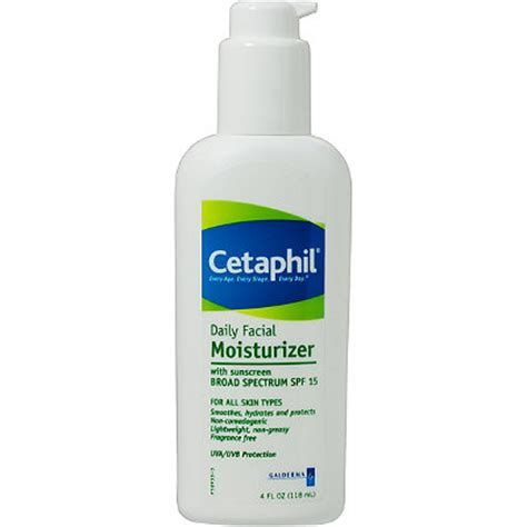 Cetaphil Daily Moisturizer Spf 15pa Uvauvb Protection the 6 best moisturizers with spf sixated