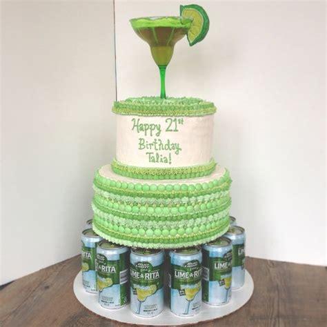 birthday margarita cake margarita 21st birthday cake thecreaterie cakes