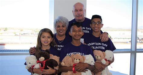 Pinal County Family Court Search Pinal County Adoption Day Celebrates Forever Homes Golden Corridor Living Magazine