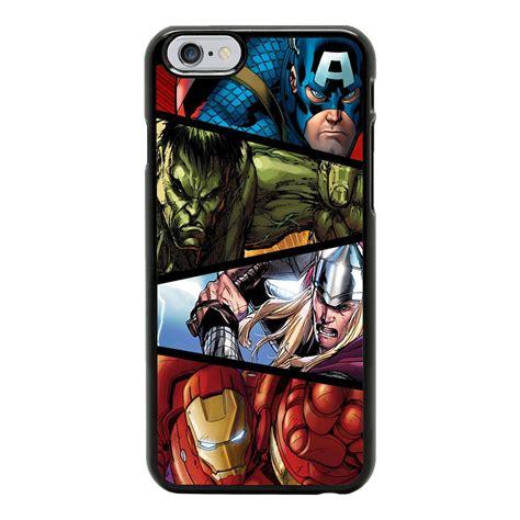 Iphone 6 6s Joker Hardcase Dc Comic Superheroes dc marvel comic book cover for apple iphone