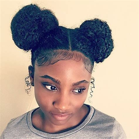 hairstyles that are curly on the edges hairline edges naturalhair on instagram