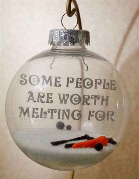 cristmas ball write name 70 diy ornaments ideas