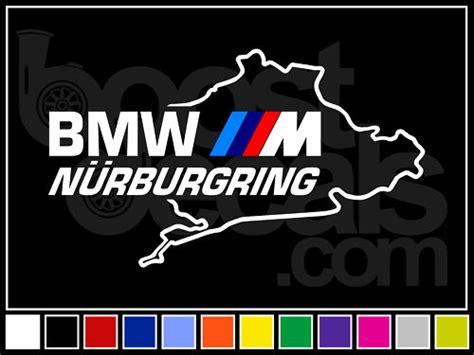 Sticker Bmw Nurburgring Iiim Medium Size where to buy nurburgring decals