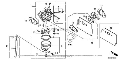 honda gc190 parts diagram honda gc 190 parts diagram honda engine parts elsavadorla