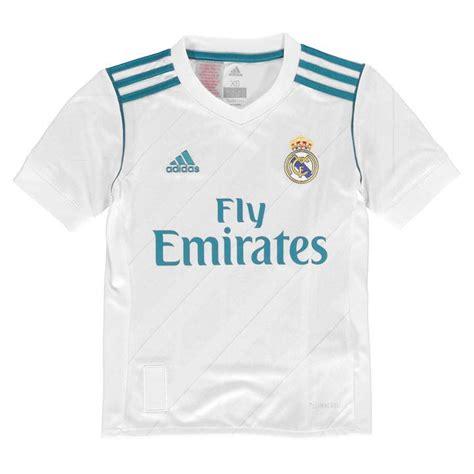 Tshirt Real Madrid Ladacima New adidas adidas real madrid home shirt 2017 2018 junior