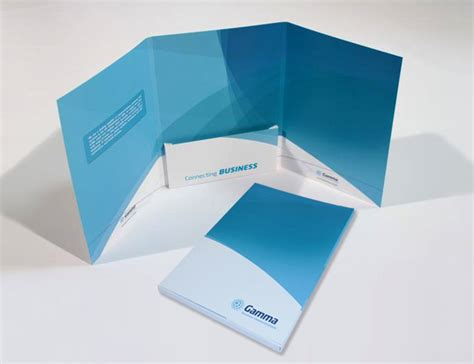 A4 Presentation Folders So23 Print Printable Presentation Folders