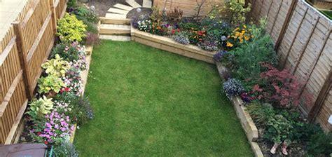 Landscape Backyard Landscape Contractor Garden Design Construction