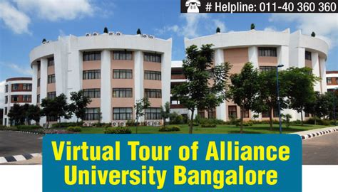Alliance Mba Reviews by Tour Of Alliance Bangalore