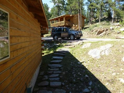 Rock Crest Lodge Cabins Custer Sd by Rock Crest Motel Cabins Custer Sd