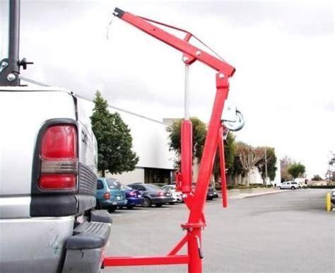 boat dock bumpers canadian tire 500 lb truck hitch mount dock hoist crane lift jetski jib