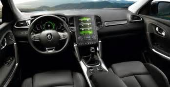 Renault Koleos Interior 2017 Renault Koleos Redesign Future Auto Review