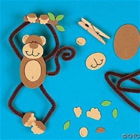 new year of the monkey craft activities monkey craft bilder rincon bebe