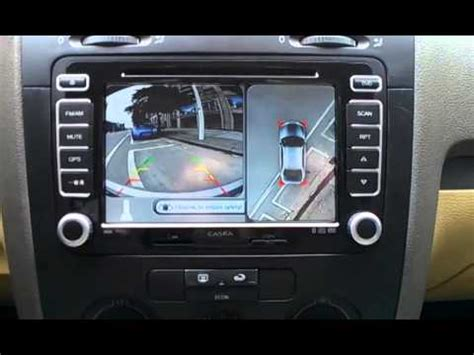degree car reverse camera youtube