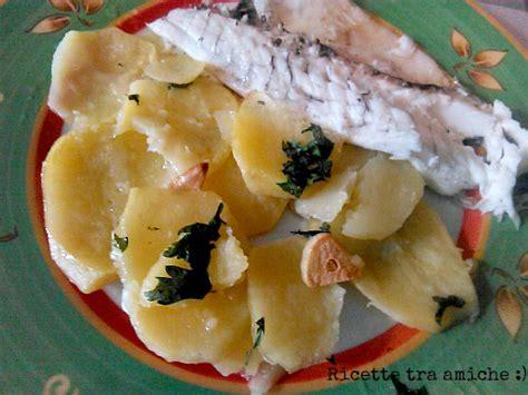 pesce su letto di patate ricerca ricette con pesce al forno su letto di patate