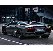 Lamborghini Reventon Spyder Revealed