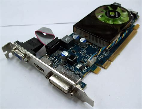 Vga Nvidia Nvidia Geforce Gt220 1gb Ddr2 Vga Dvi Hdmi 288 10n45 020ac
