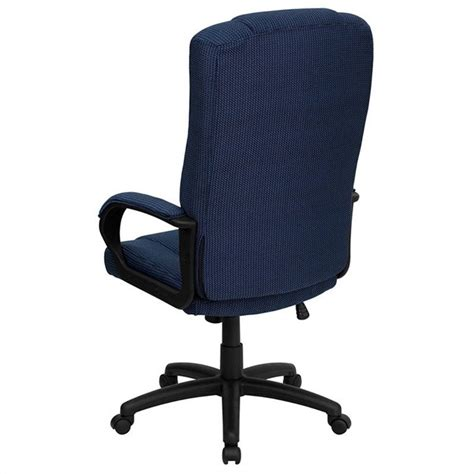 navy office chair high back office chair in navy bt 9022 bl gg