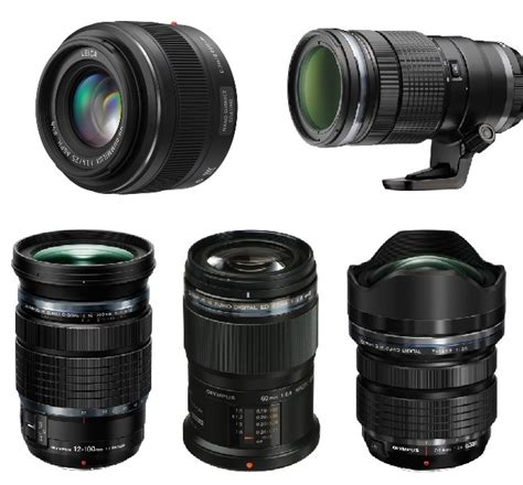 olympus best best micro four thirds lenses for olympus and panasonic