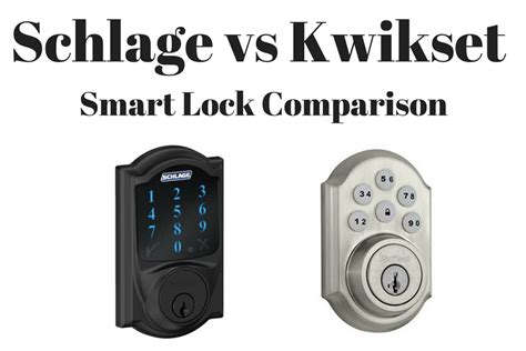 design house vs kwikset top 5 smart locks best smart lock review august kwikset
