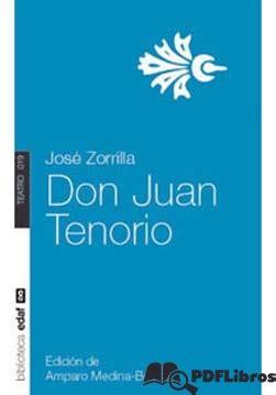 gratis libro don juan tenorio para leer ahora don juan tenorio jose zorrilla libros pdf en pdflibros org