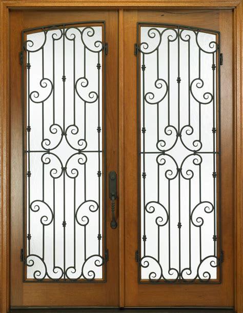 Homeofficedecoration French Doors Exterior Security Doors Front Security Door