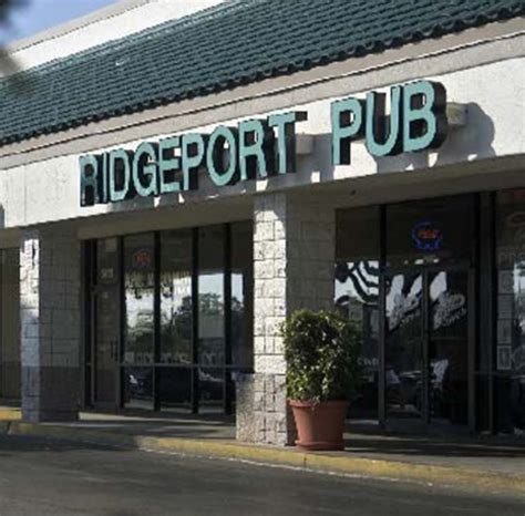 in the what happened to ridgeport pub service