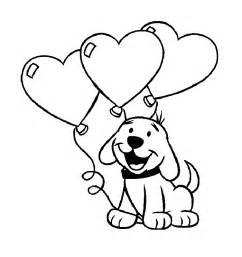 free cute puppy coloring pages