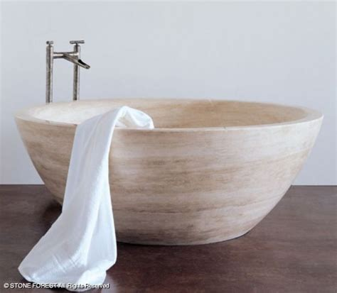 round bathtub stone forest 60 or 66 round bathtub