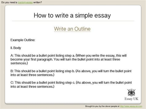 how to write a simple research paper essay about helping your community writing service