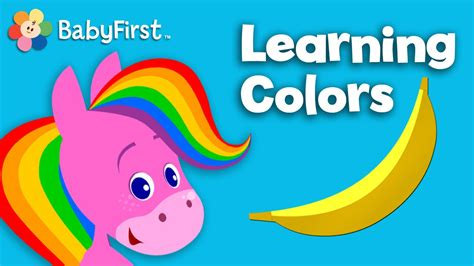 color kid color for children learning colors for