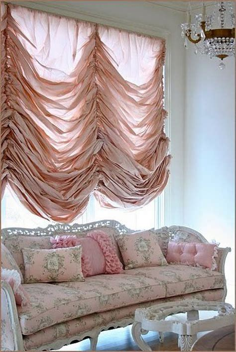 how to make festoon curtains 25 best ideas about balloon curtains on pinterest