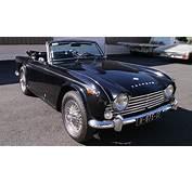 Voiture De Collection Triumph TR4 1965 &224 Vendre