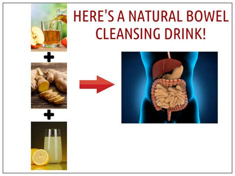 Detox Drinks To Get Bowel Movements by A Bowel Cleansing Drink Boldsky