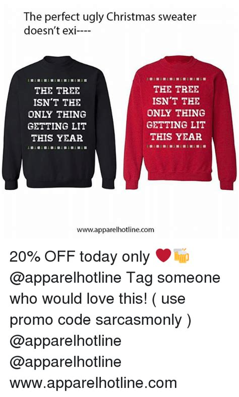 light up ugly christmas sweater the tree isnt the only thing getting lit i sweaters meme