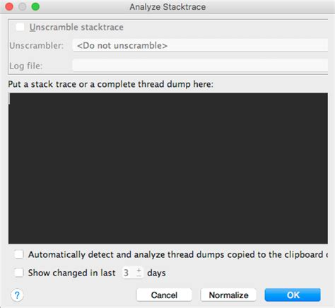android studio layout clickable java android studio stacktrace is unclickable stack