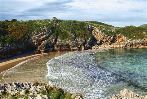 imagenes para pc naturaleza fondos de pantalla costa espa 241 a asturias playa ensenada