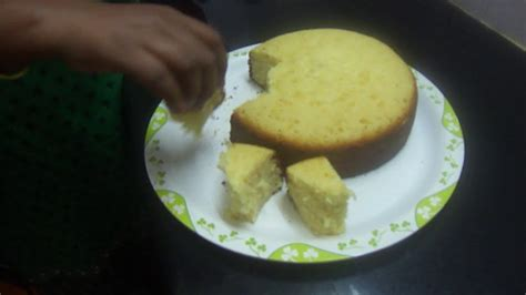 simple cake making in tamil without oven cooker sandpot youtube